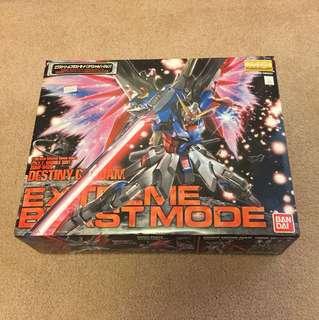 Destiny Gundam Extreme Mode 1/100 MG