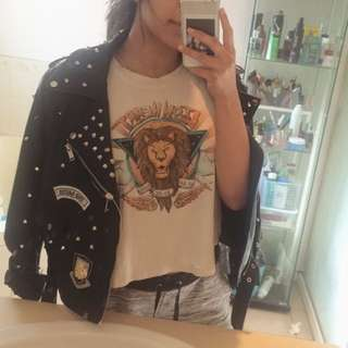 Cotton On Graphic sequin Tshirt