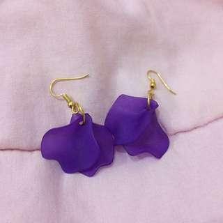 Anting Deazzle Purple