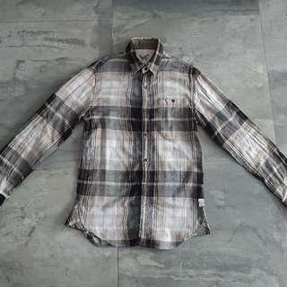 fcuk. Shirt. Checkered