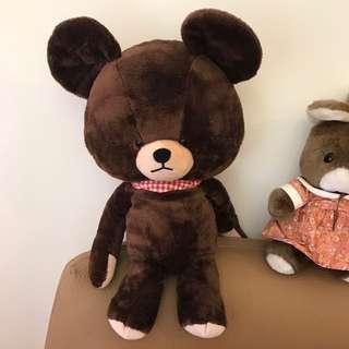 🚚 熊熊學校 玩偶