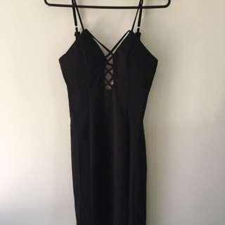 Black Dress Size 12