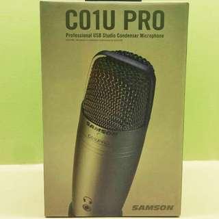 C01U PRO Samson (Brand New)