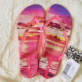 Ipanema: Wave Tropical (Pink)