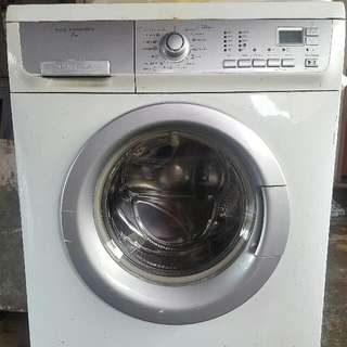 Automatic Washing Machine + Automatic Dryer