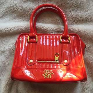Ted Baker Red Handbag