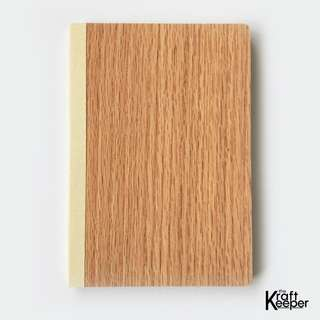 A5 Wood Notebook