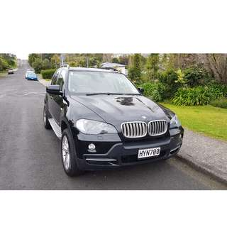 BMW X5 4.8i w/ Motorsport accessories
