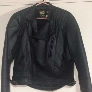Hutchison Motorbike Jacket!