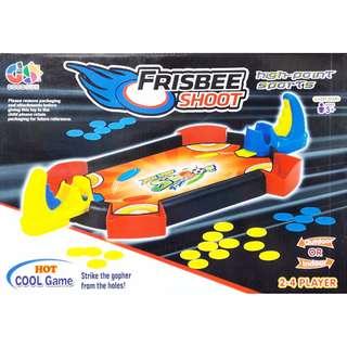 🚚 益智彈射球遊戲機 雙人對戰遊戲機