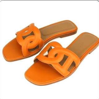 ✔️💯SALE‼️‼️Authentic Oran Hermes Sandals