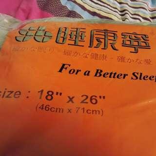 全新睡康寧太空舒壓枕 (炭粒子)