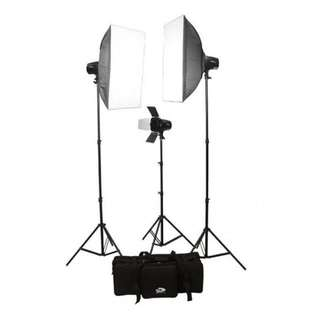 STUDIO LIGHT SET
