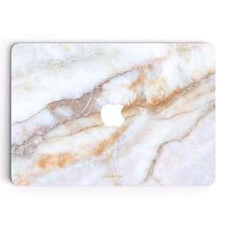 "Macbook Air 13"" (Vanilla Marble) Casing"