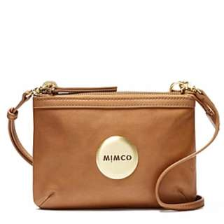 MIMCO Secret Couch Hip Bag (Honey) RRP$199