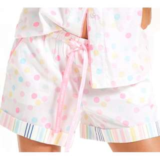 Peter Alexander Rainbow Spot Boy Shorts RRP $49.95