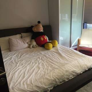 Masterbed Room With Attached Bathroom For Rent