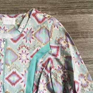Gaudi Pattern Jacket