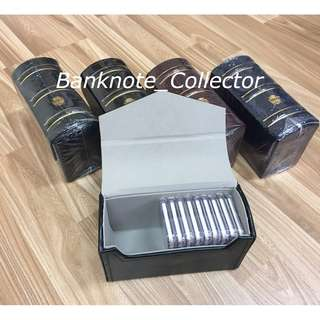 NEW! Arrival High Quality Storage Box For NGC Graded Coins