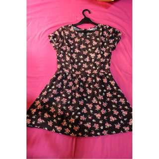 Colorbox Flower Dress