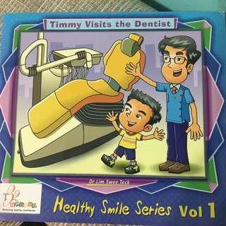 Timmy Visit Dentist