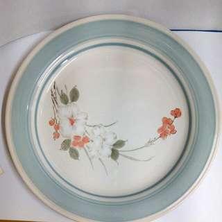 日製大圓瓷盤(含運