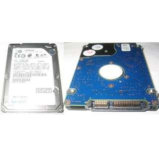Hitachi 500GB Sata 2.5inch harddisk