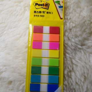 Post-it stickers