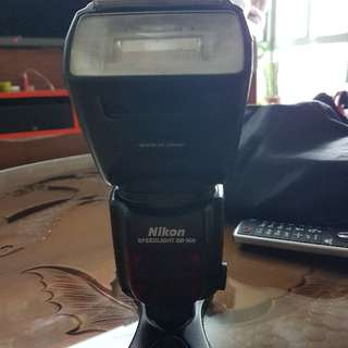 Nikon Speed light SB-900 SB900