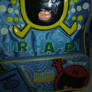 #Makin Tebal Tas Anak MR.Happy