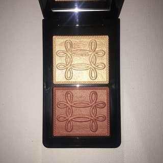 MAC Nutcracker Sweet Copper Face Compact
