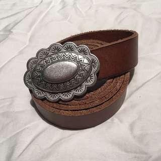 Tan Levi's Belt