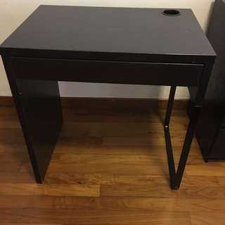 Used IKEA Computer Table and Chair In Good Condition.