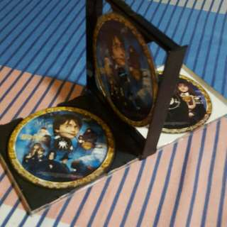 Harry Potter And The Sorcerer's Stone VCD