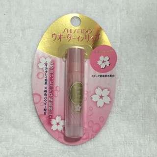 BN Shiseido Japan Water In Lip Lip Cream/Balm 3.5g - Sakura  Limited edition