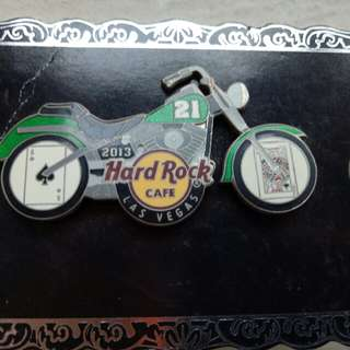 Hard Rock Las Vegas Collectible-pin