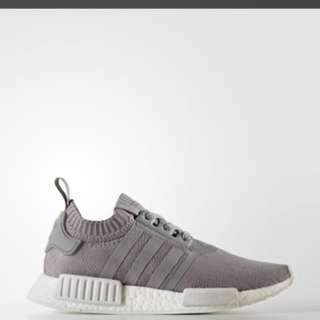 Adidas NMD Grey Three