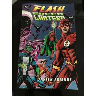 DC Comics - Flash / Green Lantern  Faster Friends Volume 1 #1 (1197 issue)