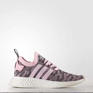Adidas NMD Wonder Pink Black