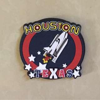 magnet kulkas texas/houston