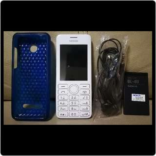 雙卡雙待 支援whatsapp 諾基亞 Nokia 206 Not Sony Ericsson Motorola Samsung Panasonic