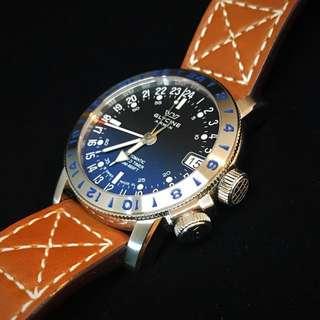 Glycine  Airman 17 Automatic Watch,