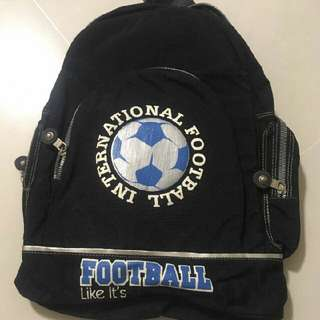 NEW International Football sports BAG