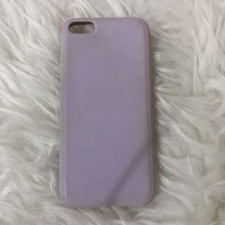 case iphone 5c macaroon purple / case iphone 5c ungu