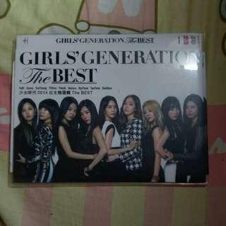 少女時代 The Best CD