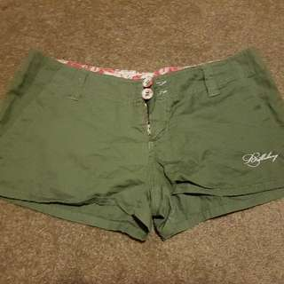 Billabong Khaki Shorts