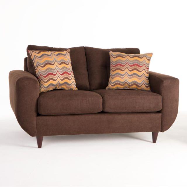 1 Chair Plus An Ottoman  &  2loveseats