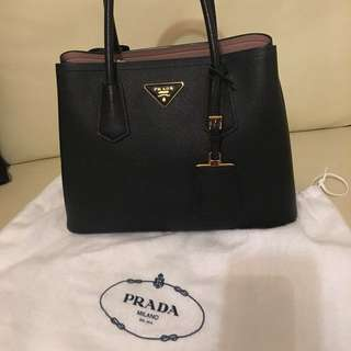 PRADA DOUBLE BAG(Small)