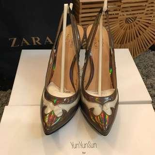 Miss Sofi YunYunSun 鏡面高跟涼鞋 高跟鞋 孫芸芸同款