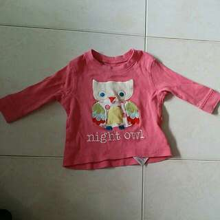 mothercare 0-3 months long sleeve
